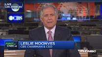CBS revenues up double digits