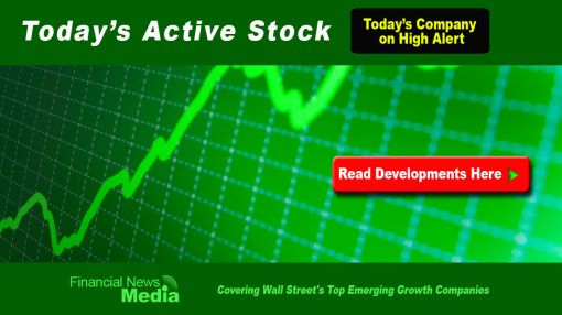 Today's Active Stock on High Alert