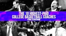Final Four coaches fail to crack top-10 list of highest paid