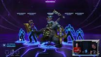 Heroes of the Storm Stage Demo - PAX Prime 2014