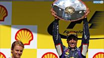 Resurgent Red Bull Showing Signs Of Improvement