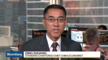 StanChart's Ding Sees China CPI, PPI Diverging