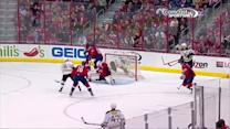 Holtby flashes the glove on Smith
