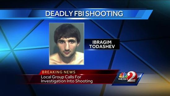 Sources: Todashev was unarmed when FBI agent killed him