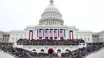 Obama's second inauguration full of pomp and pageantry