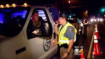 Officers Targeting Drunk Drivers This Holiday Weekend