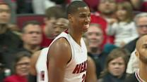 Hassan Whiteside's Big Triple-Double
