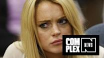 Lindsay Lohan Reportedly Insults Bartender, Spit in Patron's Face