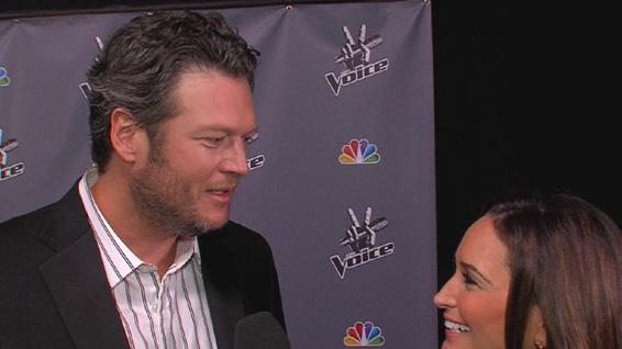 'The Voice': Blake Shelton Nabs A Three-Peat