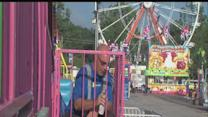 Experts inspect rides ahead of opening day at Indiana State Fair