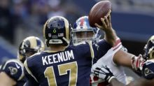 Sorry, Jared Goff fans. Jeff Fisher is sticking with Case Keenum