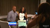 Kelly Rowland Dishes About Pregnancy