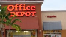 Why Office Depot, Inc. Stock Soared 54% Last Month