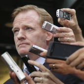 Goodell begins second decade in charge of $13 billion NFL