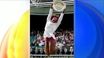 Serena Williams Wins 5th Wimbledon