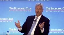 Watch Jamie Dimon's incredible interview — Warren Buffett called it 'off the charts'