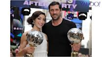 Maksim Chmerkovskiy Weighs In On Jennifer Lopez & Meryl Davis Dating Rumors; Confirms 'DWTS' Exit