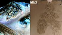 Scientists: Martian Sand May Be Boiling