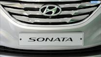 US Agency Probes Hyundai Sonata Air Bag Problem