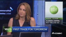 Final Trade: Boston Scientific, Whole Foods, & more