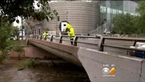 Scientists Test Water Quality In Cherry Creek