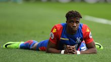 Sam Allardyce dismisses Tottenham interest in Crystal Palace winger Wilfried Zaha