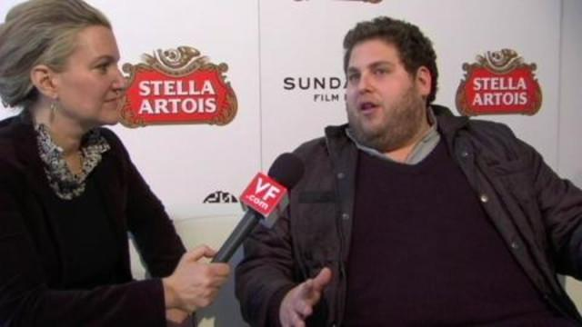 Sundance Film Festival - Jonah Hill on