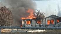 Three California Fires Destroy Scores of Homes