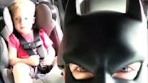 """Bat Dad"" puts hilarious twist on parenting"