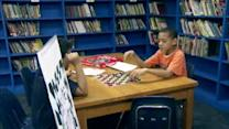 Students in West Oak Lane get new library