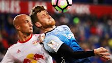Whitecaps hang on for a 1-1 tie at Red Bulls in the return of CONCACAF Champions League
