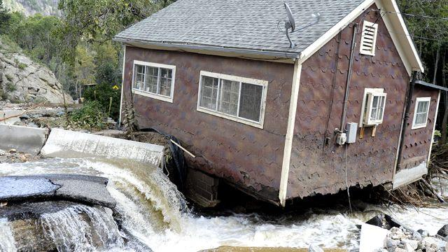 3,000 residents rescued since Colorado flooding began