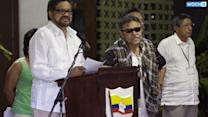 Colombia's Military Meets Face-to-face With Rebels