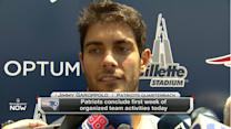 Garoppolo: 'I just have the mindset that I'm trying to get better'