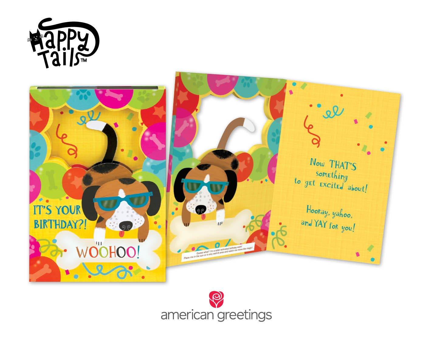 new happy tailstm birthday cards from american greetings feature, Birthday card