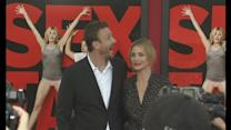 Sex Tape premiere: Cameron Diaz on getting naked
