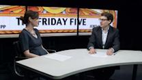 Friday Five: Companies in Transition at Midyear