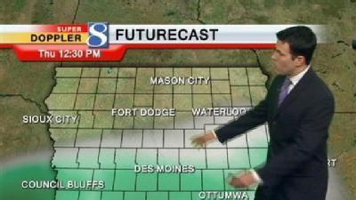 Video Forecast: More Rain Chances