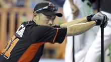 Ichiro wants to play until he's 50 and there's no reason to doubt him