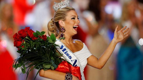 Brooklyn resident wins Miss America crown