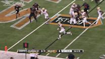 FSU's Nate Andrews' Incredible Pick Six | ACC Must See Moment