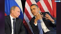 Obama Blasts Russia In Tense Call With Putin Over Ukraine