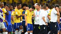 Mourinho on what went wrong for Brazil