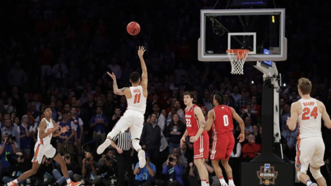 The shot that saved Florida's season