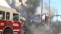 RAW 2: Church fire on Kinsman Road in Cleveland