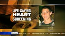 Local teen inspires life saving test