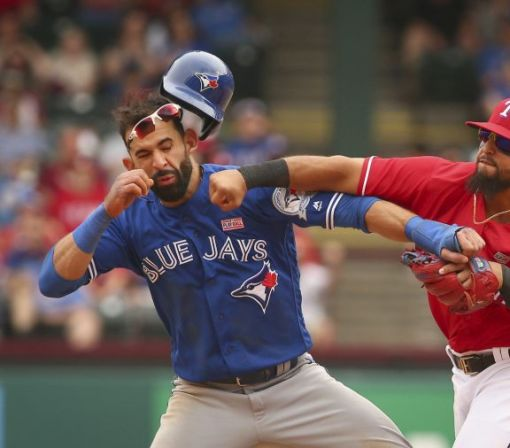 Jason Kipnis wants no part of Rougned Odor after hard slide