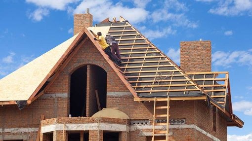 Stocks Rev Up Again; Homebuilders Rally On New-Home Sales Boom