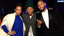 The Voice Scoop: Pharrell Williams Taps Alicia Keys As Season 7 Advisor