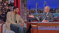 David Letterman - NBA Champion San Antonio Spurs Star, Tim Duncan